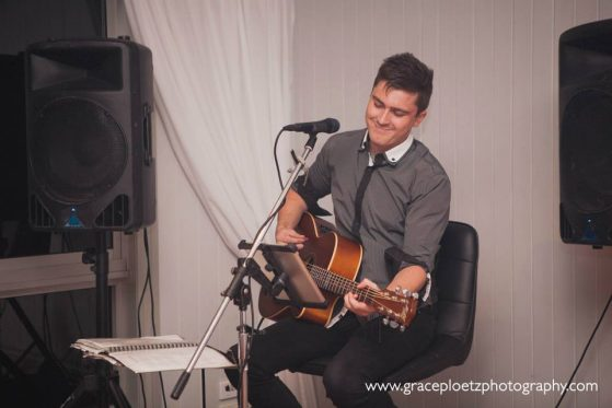 Quenel Brisbane Sunshine Coast wedding singer